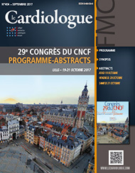 Programme et abstracts